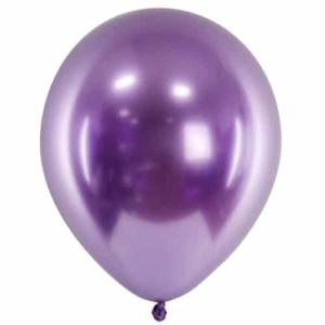 gumowy balon napełniony helem
